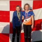 Veel podiumplaatsen bij Brabants Kampioenschap Cross