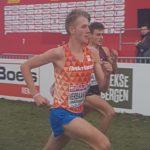 Sterk optreden Tim Verbaandert bij EK cross