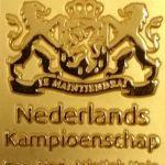 Veel podiumplaatsen bij NK Masters