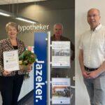 De Hypotheker 25 jaar sponsor van Eindhoven Atletiek