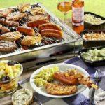 Vakantie Barbecue zondag 11 juli 2021